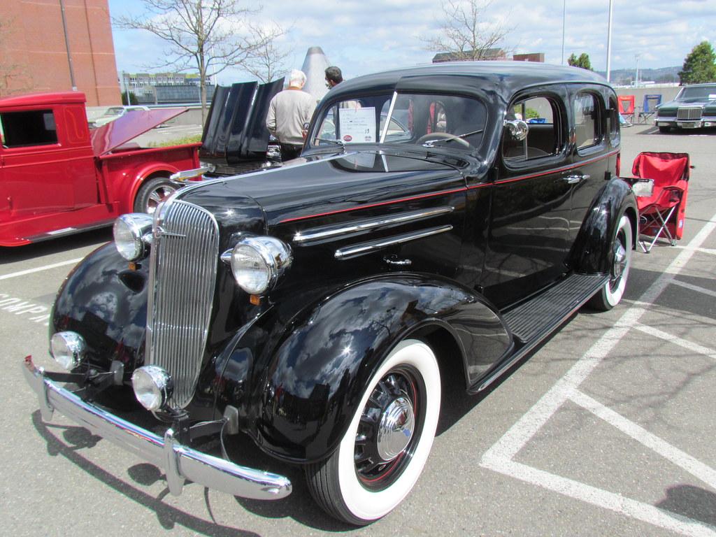 1936 chevrolet 4 door sedan bballchico flickr for 1936 chevy 2 door