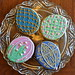 Faberge Egg Cookies