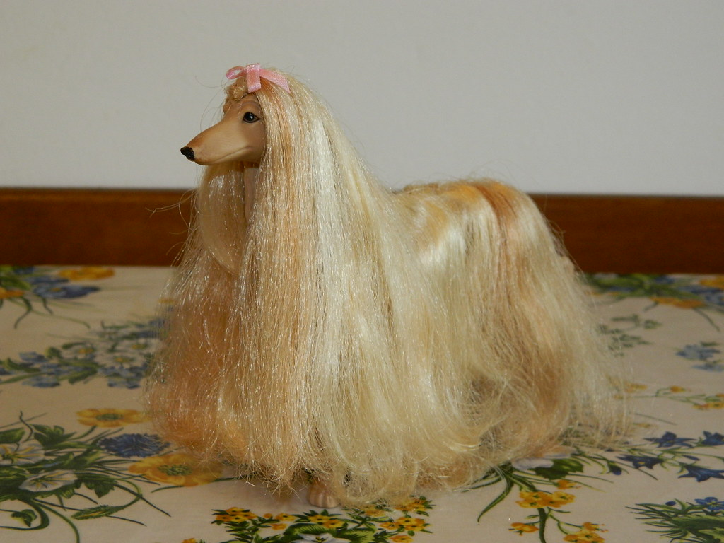 Dog Lacey Of Barbie Glamn Groom 1999 2 E Troppo