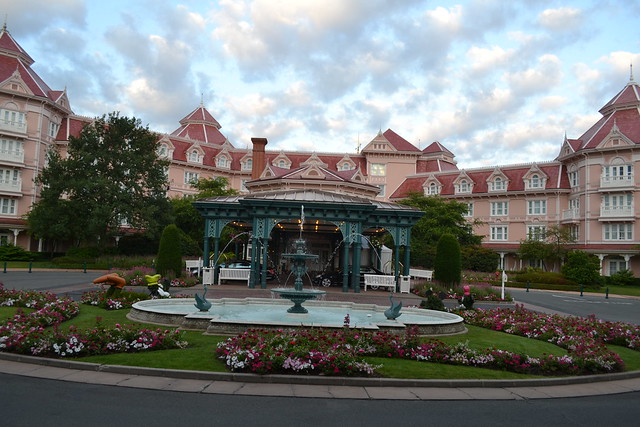 Disneyland Hotel France