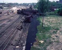 Waukegan Coal Derailment