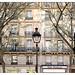 Parisian facade