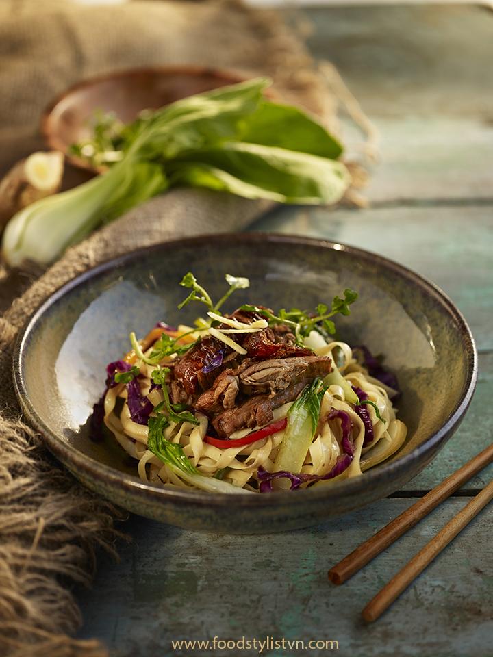 Mì - Vietnam Food Stylist