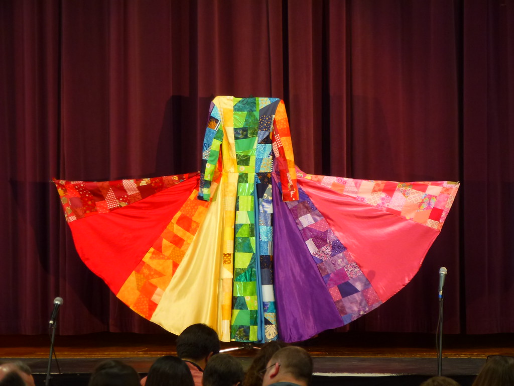 Joseph and the amazing technicolor dreamcoat flickr photo sharing