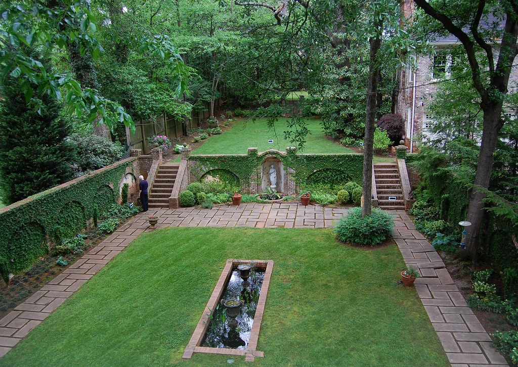 From The 2012 Druid Hills Home And Garden Tour In Atlanta