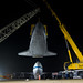 Shuttle Discovery Is Demated From SCA (201204190001HQ)