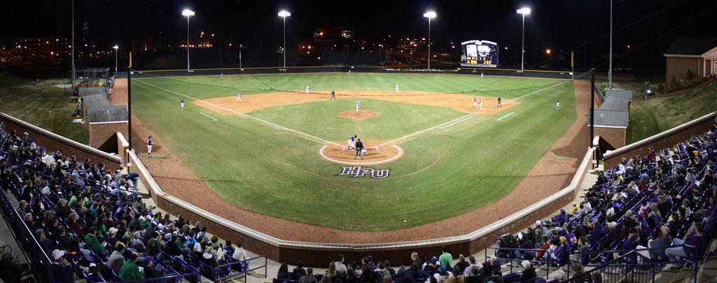 Erath Baseball Field High Point University Flickr