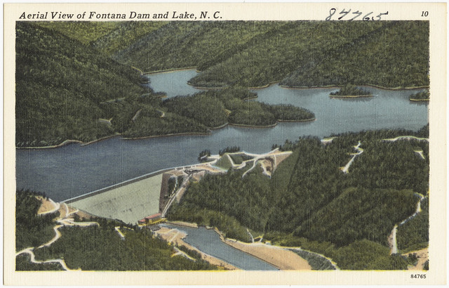 "fontana dam dating • 6 pm ""construction of fontana dam"" film  roundtrip hike to an old cemetery with graves dating from the  • 5 pm easter jewelry class meet at the."