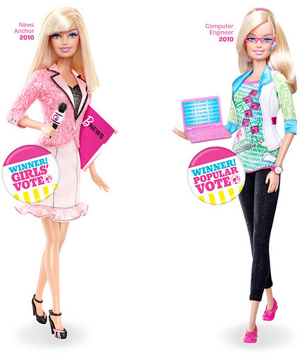 Essay on barbie cartoon