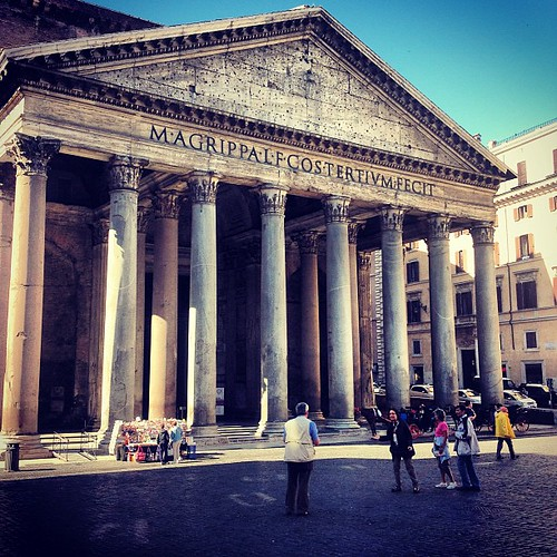 Pantheon | by baldheretic
