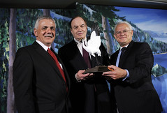 NWF Honors Sen. Richard Shelby with 2012 Connie Award