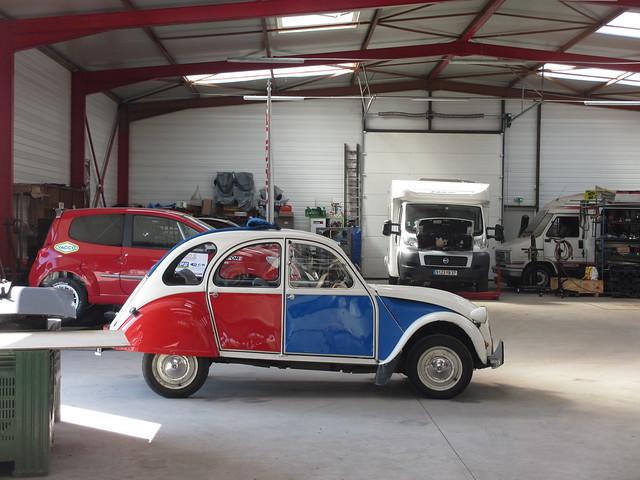1986 citro n 2 cv cocorico 17 mai 2014 garage balzac - Garage citroen nimes route de montpellier ...
