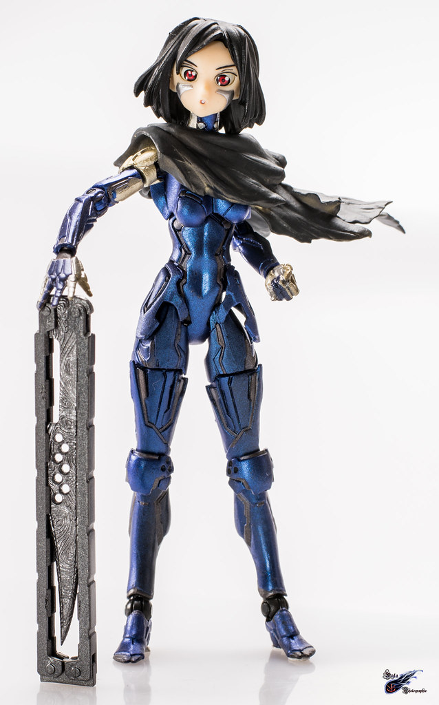 Battle Angel Alita >> Battle Angel Alita Gally Limited edition box set figure an… | Flickr