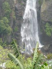 Wasserfallwasser