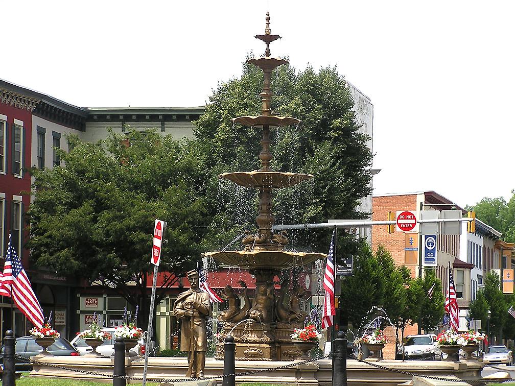 7995 Memorial Fountain...