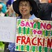 Anti-frack rally 7