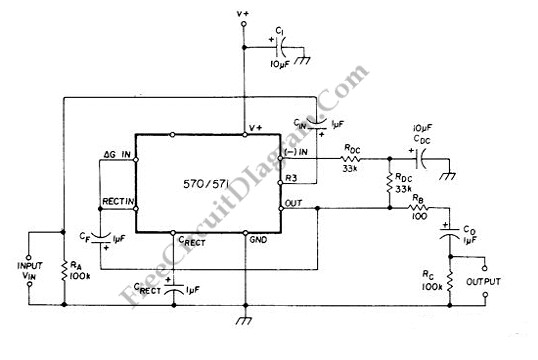 compressor ne570 compressor circuit from the datasheet met doctor tweek flickr. Black Bedroom Furniture Sets. Home Design Ideas