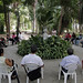 Group meditations are held in parks and other public places in Havana. Jorge Luis Baños/IPS
