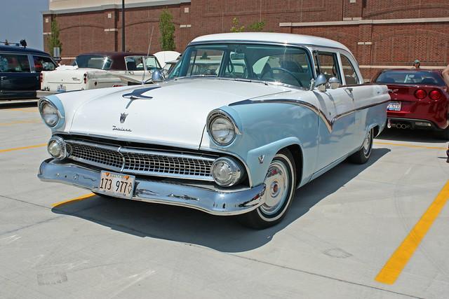 1955 ford fairlane 2 door club sedan 1 of 4 flickr for 1955 ford fairlane 4 door