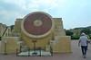 Jaipur - Jantar Mantar more sun dial