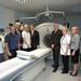 Health Minister Views CT Scanner at Daisy Hill