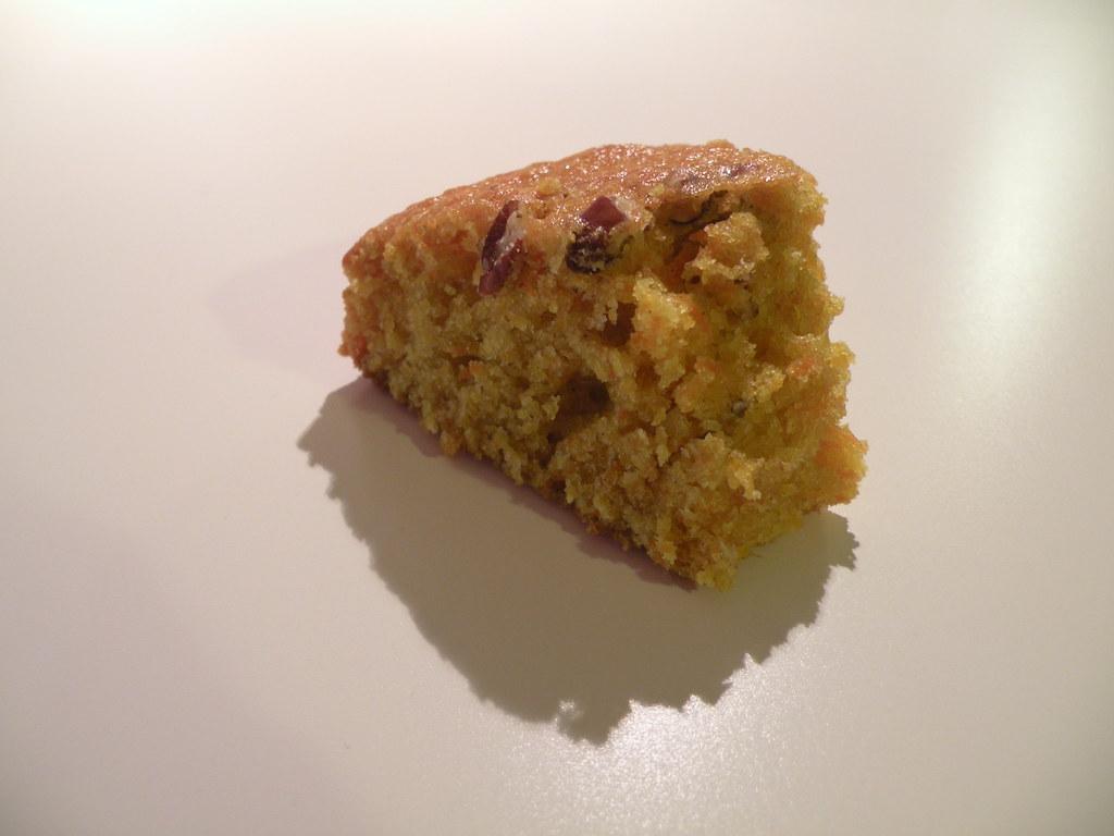 Carrot Cake Noix Babane