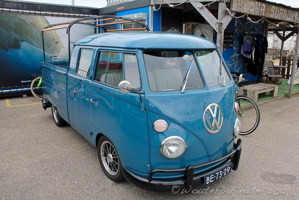 Be 73 29 Volkswagen Transporter T1 Carcheologisch