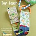 Quilted Toy Leash