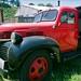 1947 Dodge Flatbed Truck Cab -  - Pentax 6x7 - SMC Pentax 67 75mm F/4.5 - Pro 160NS