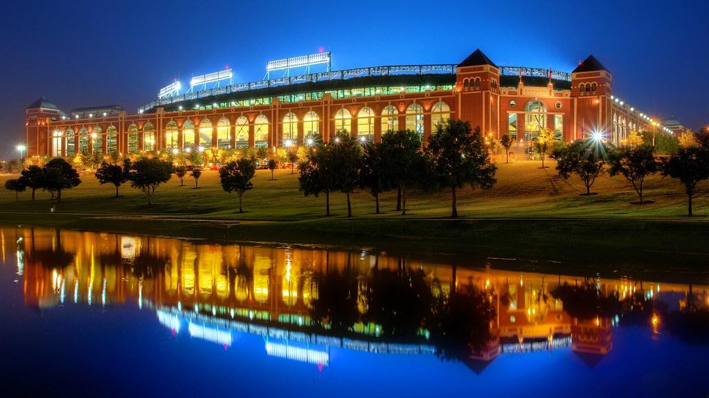 Rangers Ballpark In Arlington Rangers Ballpark In Arlingto Flickr