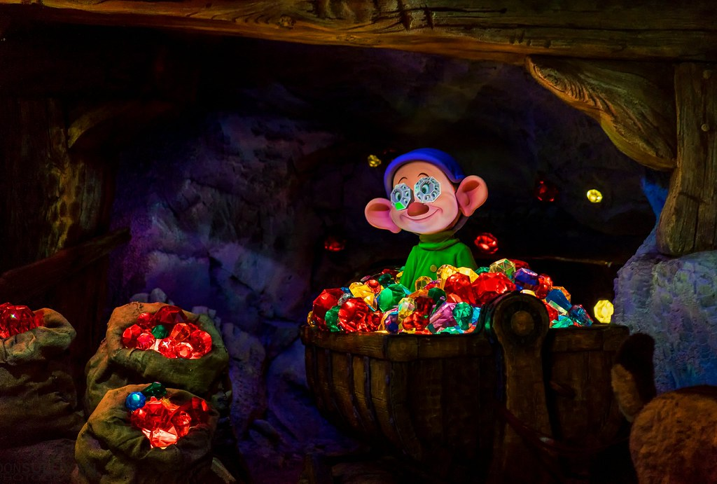 Seven Dwarfs Mine Train | It seems to me that this will beco ...