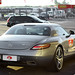 Mecedes SLS AMG Safety Car