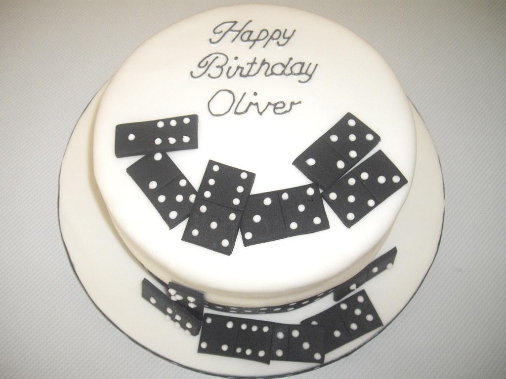 Birthday Cake Dominos Image Inspiration of Cake and Birthday