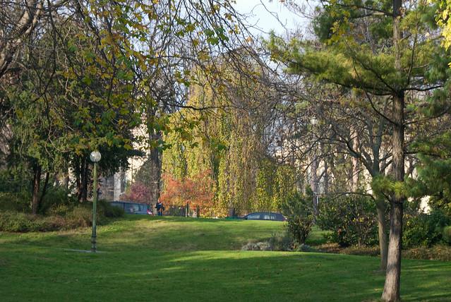 Jardin du trocadero flickr photo sharing for Jardin trocadero