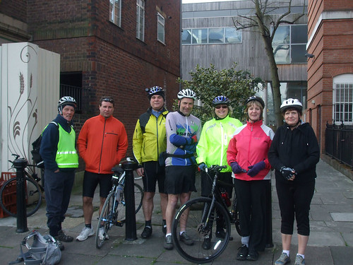 Thames Ride Apr 2012 | by camdencyclists
