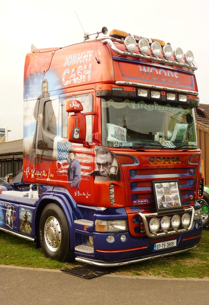 Johnny Cash Truck Fest East Of England Showground Peterbor… | Flickr