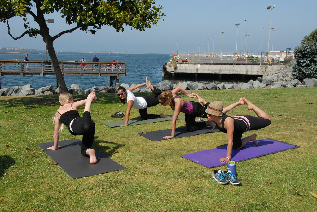 Big Bay Boot Camp 2012 | Training flexibility at the Big ...