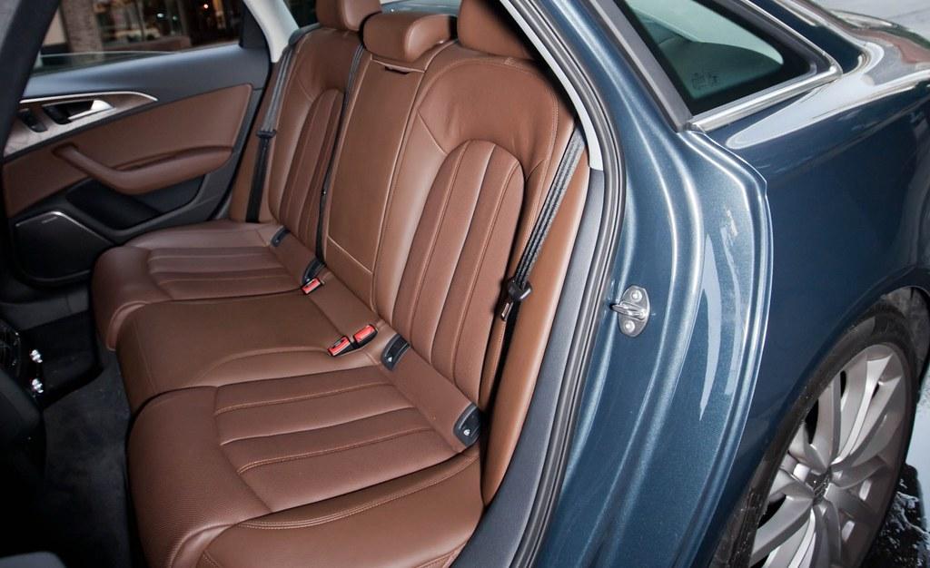 2012 Audi A6 Nougat Brown Interior 4  2012 Audi A6 30T Pr  Flickr