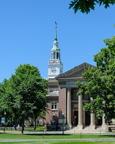 Dartmouth College Clock Tower | by BFS Man