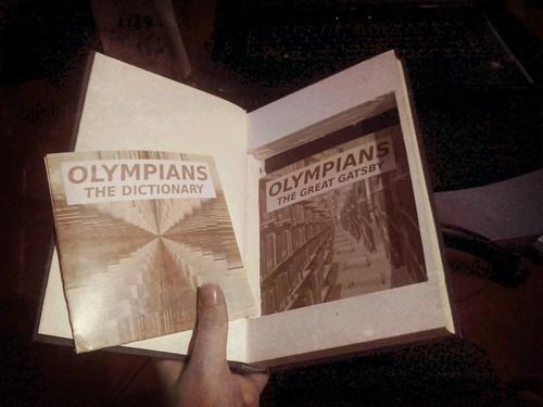 Olympians Book Club Olympians Book Club