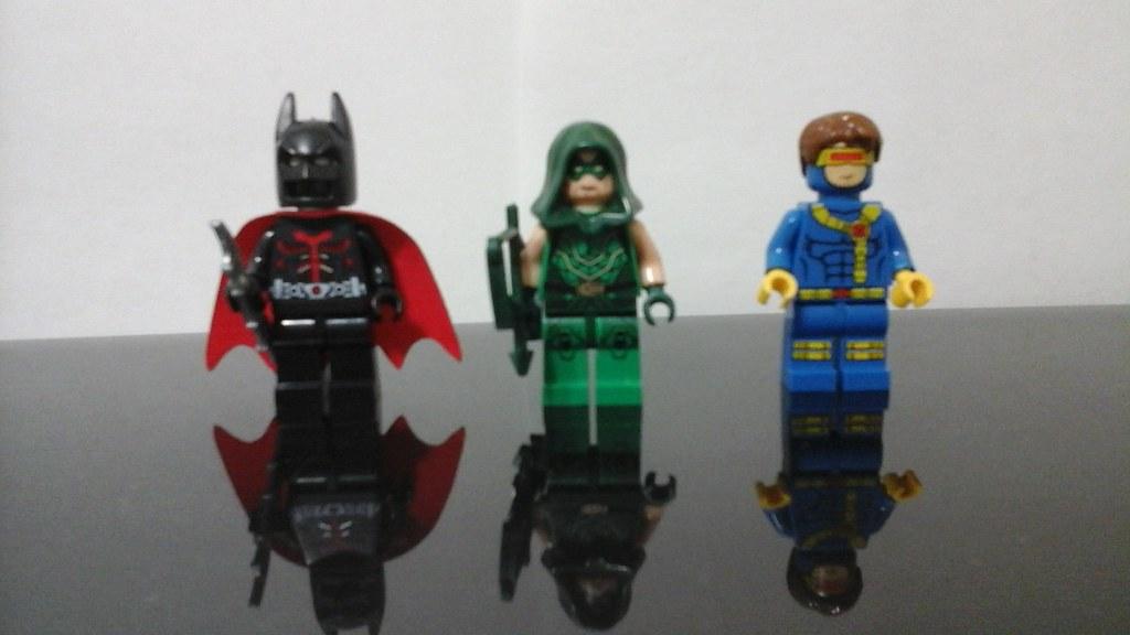 Batman Beyond Lego Sets Lego Batman Beyond Set...
