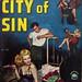 City Of Sin - Original Novels - No 722 - Robert O. Saber - 1952.