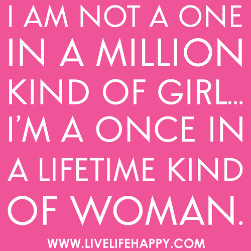Who am i quotes for girls