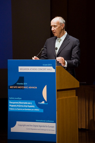 WIPO Director General Addresses EU Conference on Copyright | by WIPO | OMPI