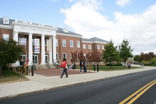 Stamp Student Union | by University of Maryland, College Park