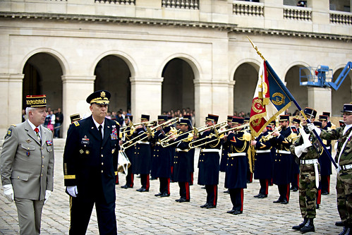 Military honors arrival ceremony | by The U.S. Army