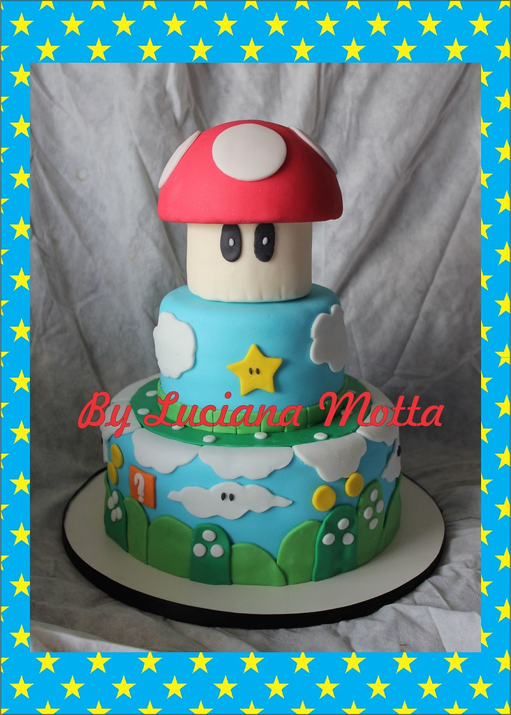 Magic Themed Cake Images