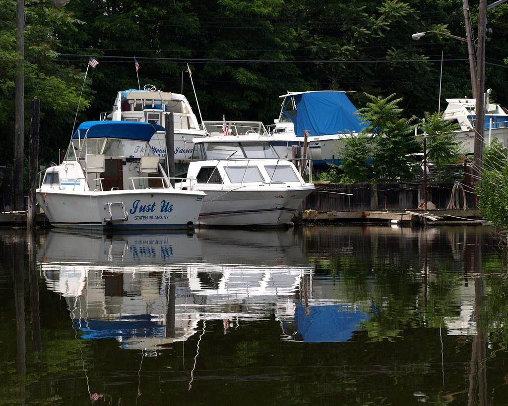 Lemon Creek Staten Island Marina