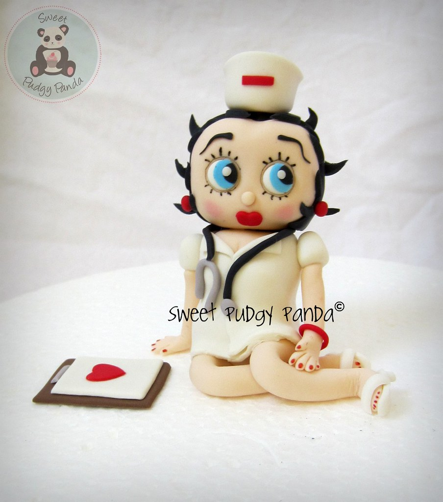 betty boop wedding cake topper betty boop cake topper i made this for a fellow caker 1698