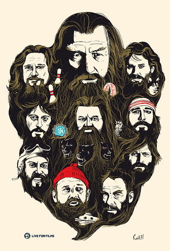 Best beards in film | by Raid71